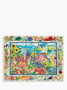 You added eeBoo 1000 Piece Puzzle - Seagull Garden to your cart.