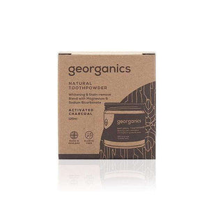 You added Georganics Natural Mineral-Rich Toothpowder- Activated Charcoal to your cart.