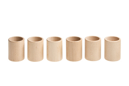 You added Grapat 6 Cups Natural Wood - 16160 to your cart.