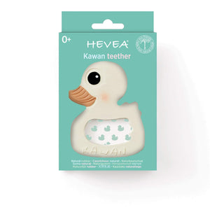 You added Hevea Natural Rubber Teething Toy - Kawan Duck to your cart.