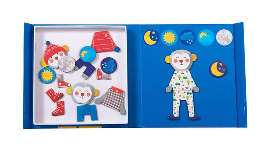 You added Moulin Roty - Getting Dressed Magnetic Game to your cart.