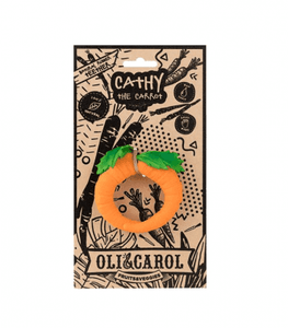 You added Oli & Carol Fruits and Veggies - Cathy The Carrot Bracelet to your cart.