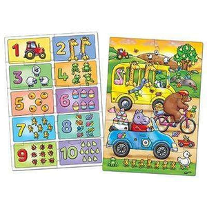 You added Orchard Toys - Look and Find Number to your cart.