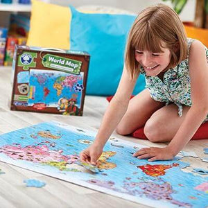 You added Orchard Toys -World Map Puzzle and Poster to your cart.