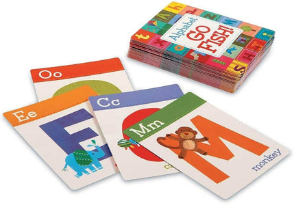 You added Peaceable Kingdom Alphabet Go Fish to your cart.