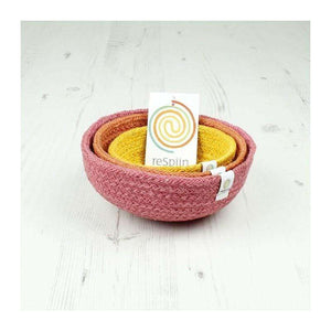 You added ReSpiin Jute Mini Bowl Set - Fire to your cart.