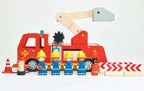 You added Tender Leaf Toys Fire Engine to your cart.