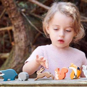 You added Tender Leaf Toys - 8 Woodland Animals with Shelf to your cart.