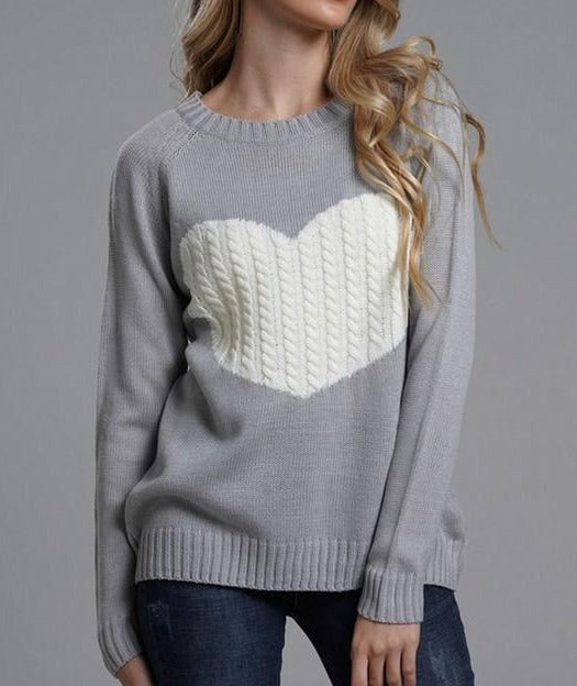 ALL MY HEART SWEATER
