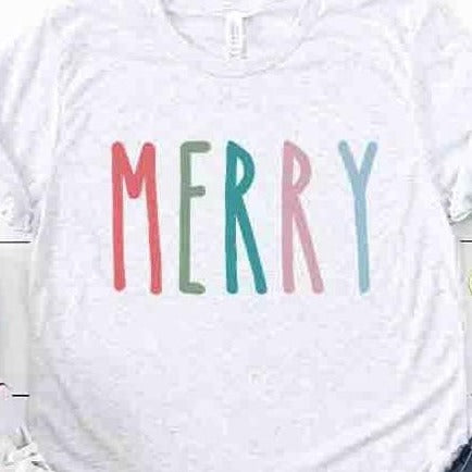 MERRY Graphic Tee