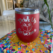 Grinch Insulated 12 oz Tumbler