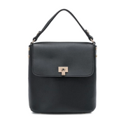 REMY Crossbody - Black Vegan Leather