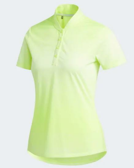 Adidas Novelty Gradient SS Women's Polo FT0418 Golf Stuff XS