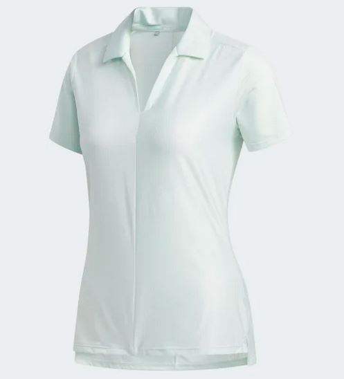 Adidas Stripe Women's Polo FK0630 Golf Stuff XS