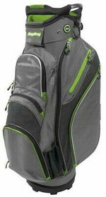 Bag Boy Chiller Cart Bag New 2020 Model Golf Stuff - Save on New and Pre-Owned Golf Equipment Charcoal/Lime/Black