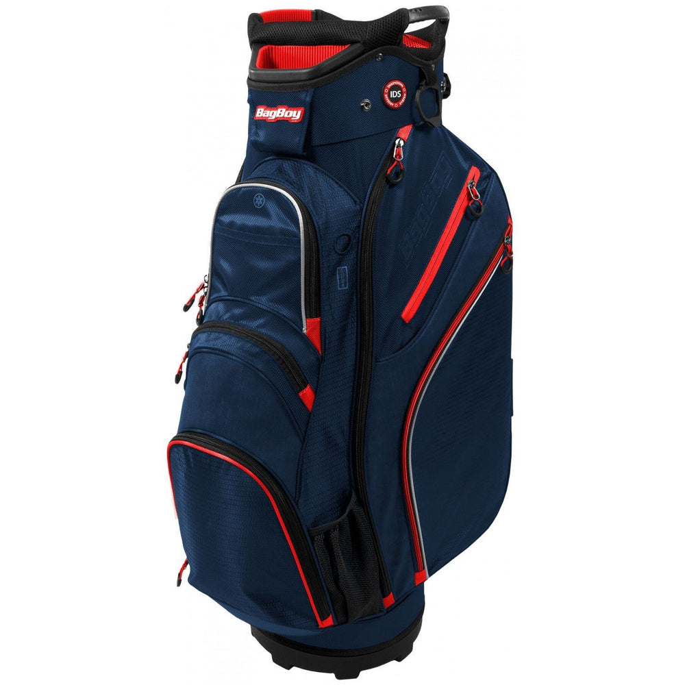 Bag Boy Chiller Cart Bag New 2020 Model Golf Stuff - Save on New and Pre-Owned Golf Equipment Navy/Red/White