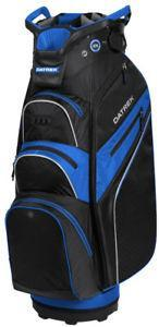 Bag Boy Datrek Lite Rider Pro Cart Bag Golf Stuff - Save on New and Pre-Owned Golf Equipment Black/Royal Blue