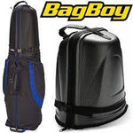 Bag Boy T-10 Golf Travel Cover 2019 Golf Stuff - Save on New and Pre-Owned Golf Equipment Black/Royal/Charcoal