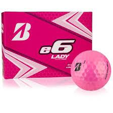 Bridgestone Lady e6 Optic Pink Golf Balls Golf Stuff Box/12 Optic Pink