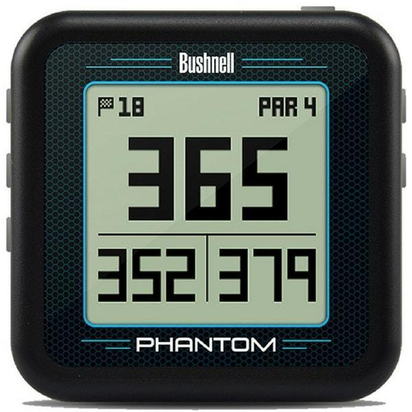 Bushnell Phantom GPS Rangefinder with Magnetic Mount Golf Stuff - Save on New and Pre-Owned Golf Equipment Black