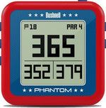 Bushnell Phantom GPS Rangefinder with Magnetic Mount Golf Stuff - Save on New and Pre-Owned Golf Equipment Red/Blue