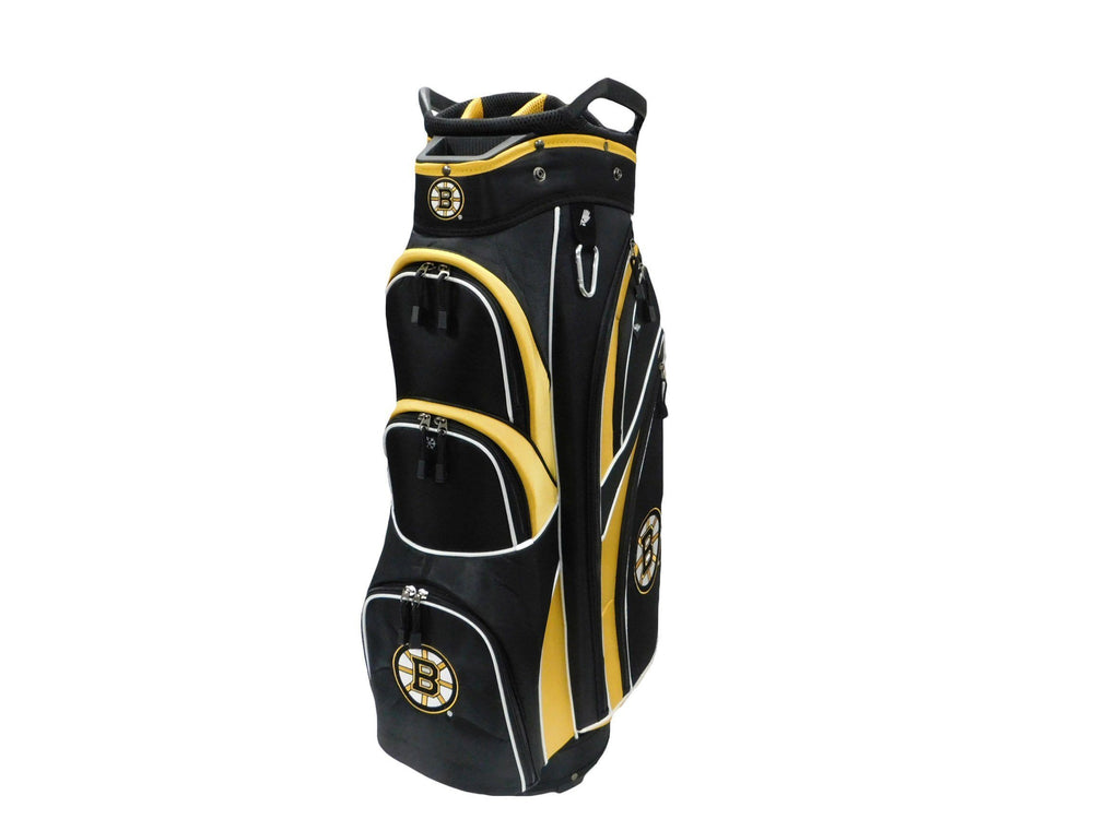 Caddy Pro NHL Cart Bags Golf Stuff - Save on New and Pre-Owned Golf Equipment Boston Bruins