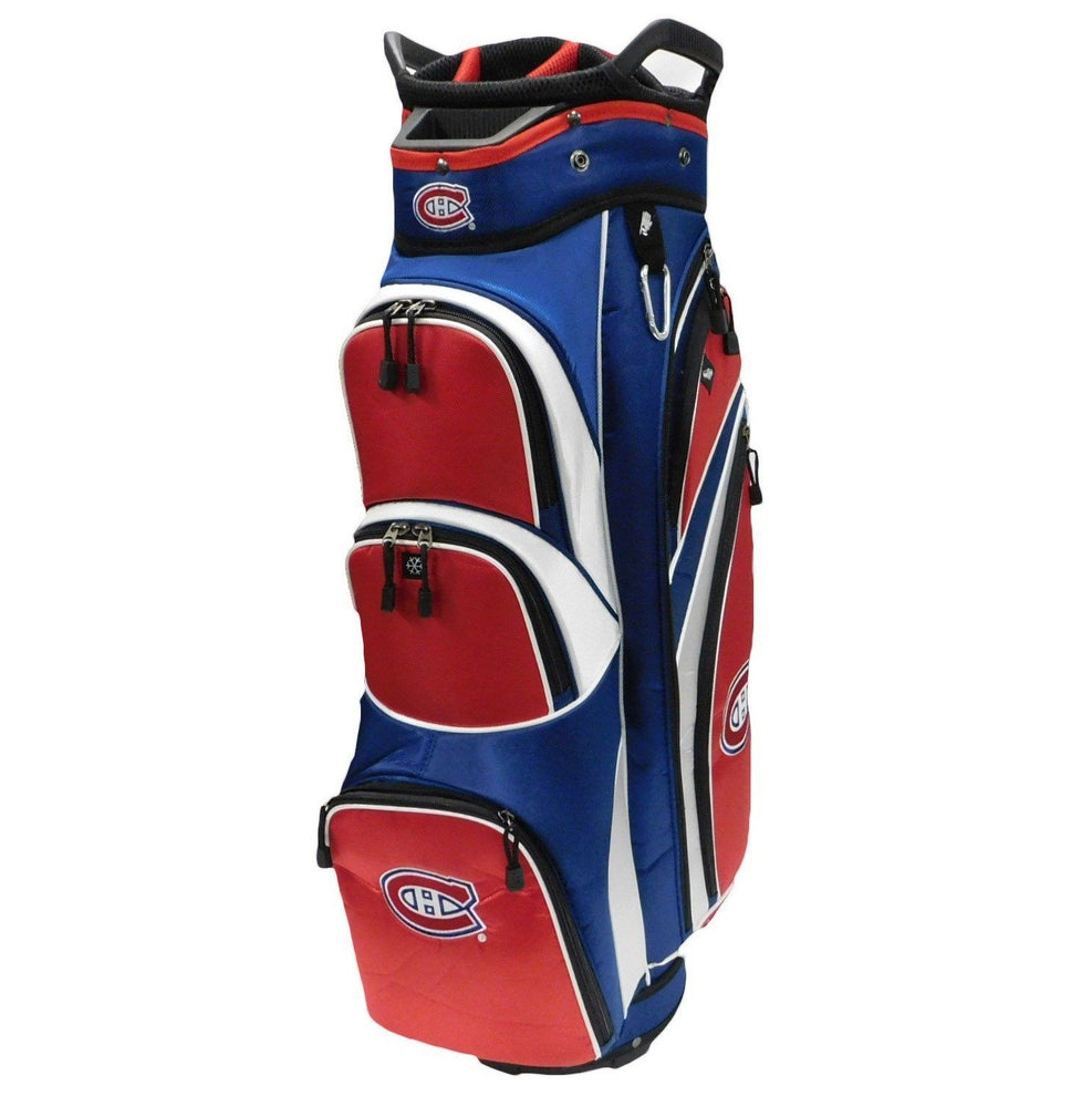 Caddy Pro NHL Cart Bags Golf Stuff - Save on New and Pre-Owned Golf Equipment Montreal Canadiens
