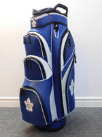 Caddy Pro NHL Cart Bags Golf Stuff - Save on New and Pre-Owned Golf Equipment Toronto Maple Leafs