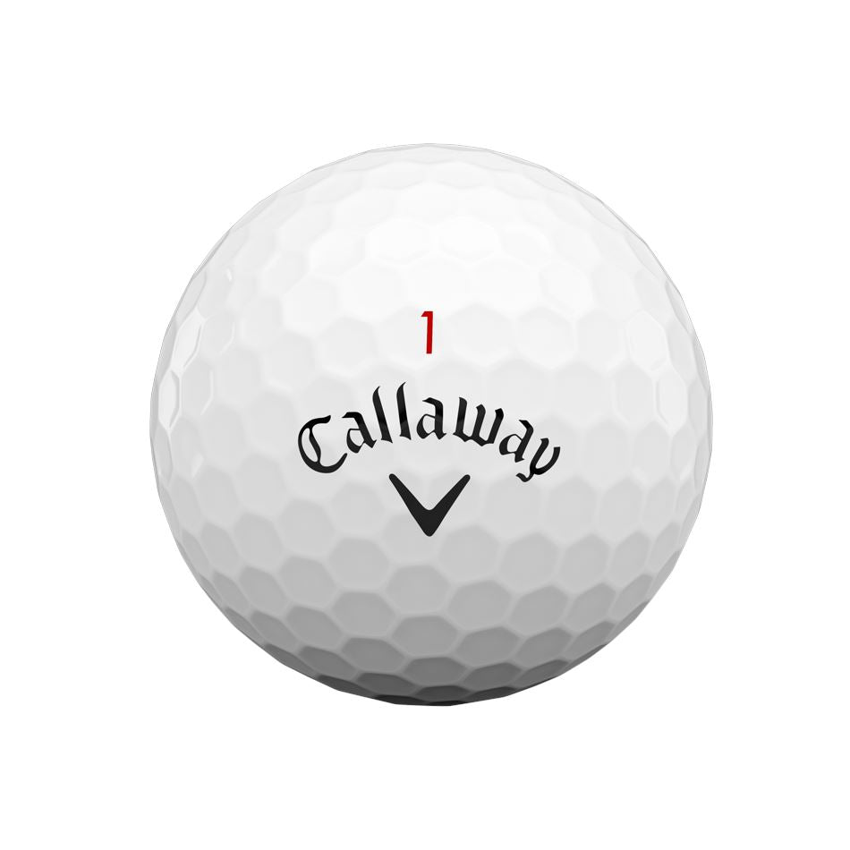 Callaway Chrome Soft '20 White Golf Stuff