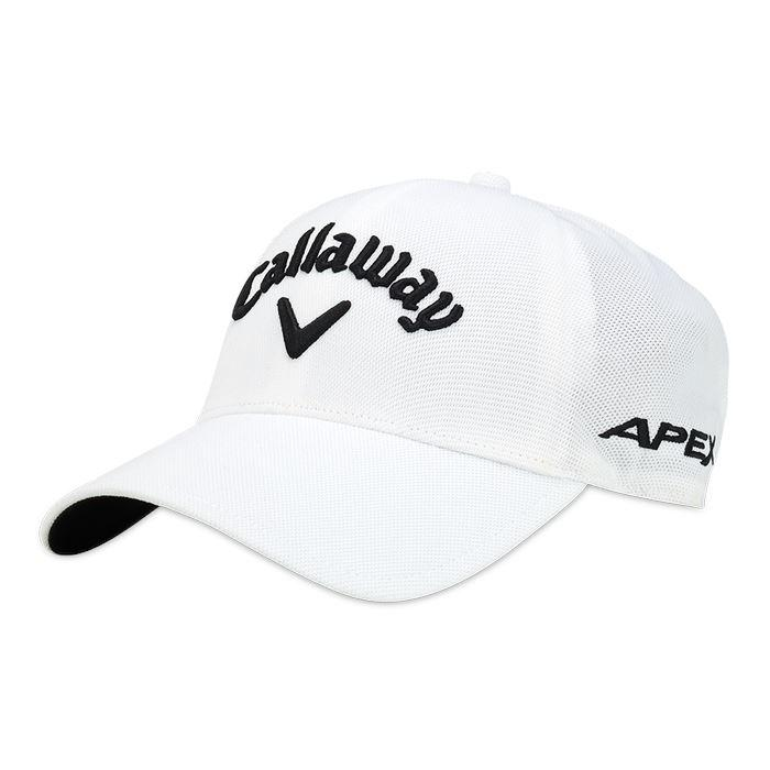 Callaway Seamless Fitted Hat '19 Golf Stuff - Save on New and Pre-Owned Golf Equipment White L/XL