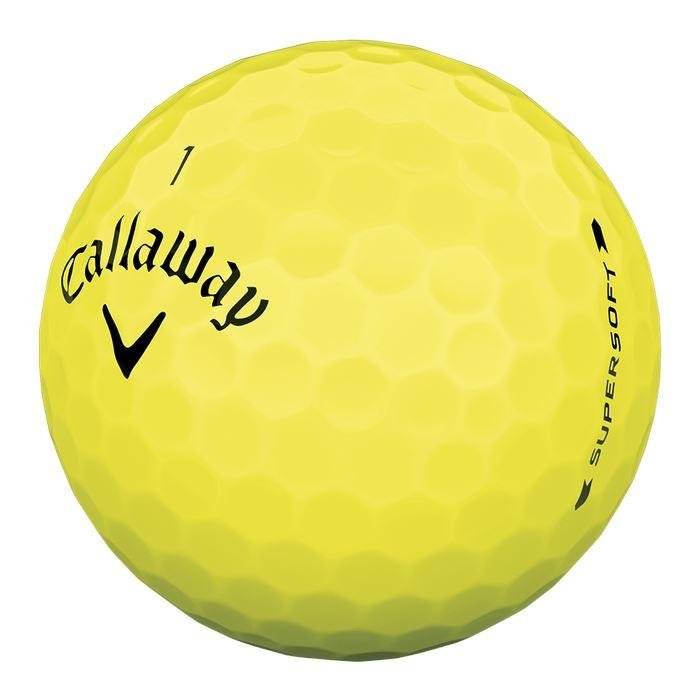 Callaway SuperSoft Golf Balls '19 Golf Stuff - Save on New and Pre-Owned Golf Equipment