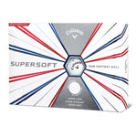 Callaway SuperSoft Golf Balls '19 Golf Stuff - Save on New and Pre-Owned Golf Equipment White Box/12