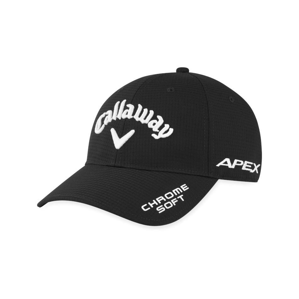 Callaway TA Perf Pro Adjustable Hat 20 Golf Stuff - Save on New and Pre-Owned Golf Equipment Black/White
