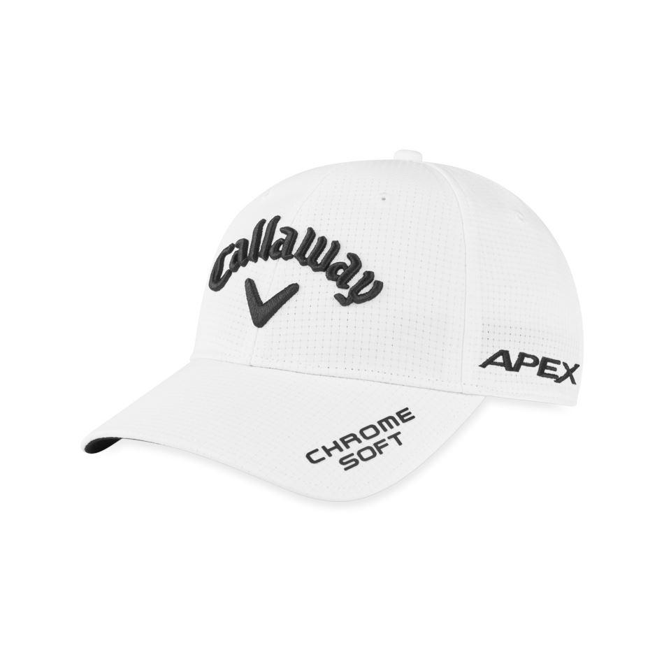 Callaway TA Perf Pro Adjustable Hat 20 Golf Stuff - Save on New and Pre-Owned Golf Equipment White/Black