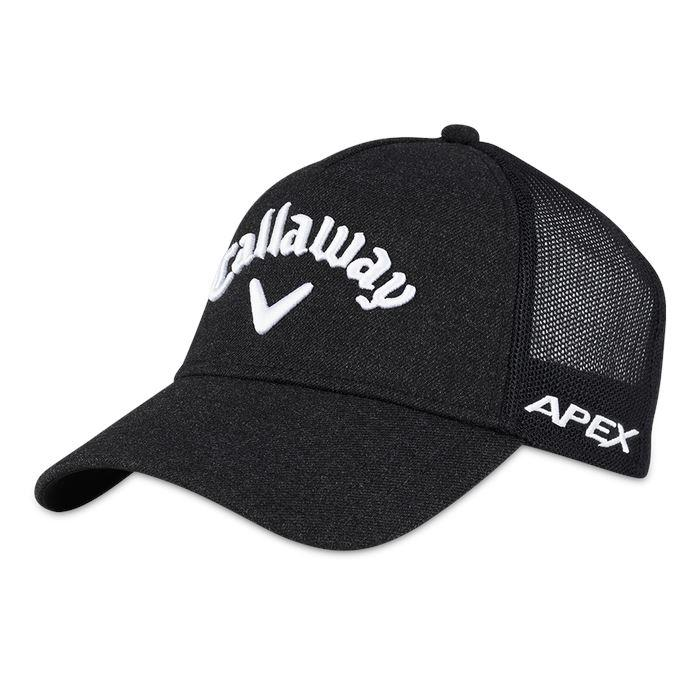 Callaway Trucker Hat Adjustable '19 Golf Stuff - Save on New and Pre-Owned Golf Equipment Black