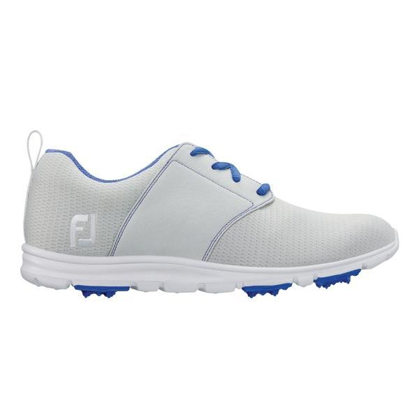 FootJoy Women's enJoy Spikeless Mesh Golf Shoe - 95708 Golf Stuff - Save on New and Pre-Owned Golf Equipment 8W