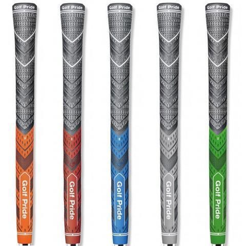 Golf Pride New Decade Multi Compound Plus 4 Grip Golf Grips Golfworks Standard Grey