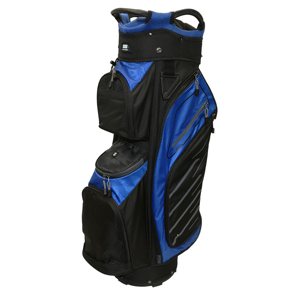Golf Trends Fairway Cart Bag Golf Stuff Black/Royal