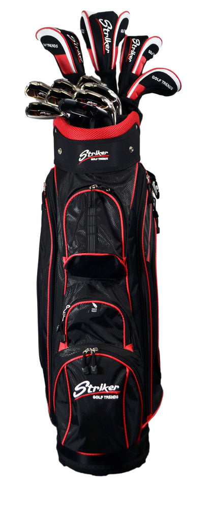 Golf Trends Striker Men's Package Set/Bag Golf Stuff - Save on New and Pre-Owned Golf Equipment