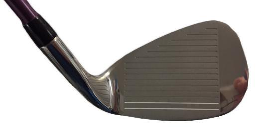 Goliath Cleo #9 Iron Graphite Womens Left Hand Golf Clubs Trade