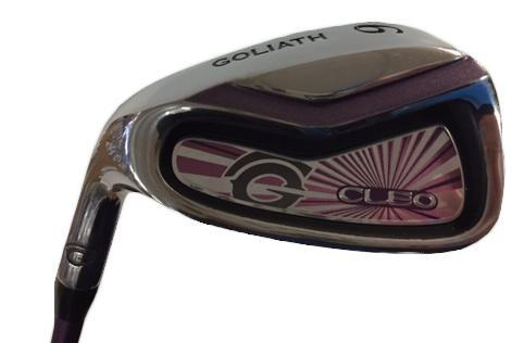 Goliath Cleo #9 Iron Graphite Womens Left Hand Golf Clubs Trade 9 Iron