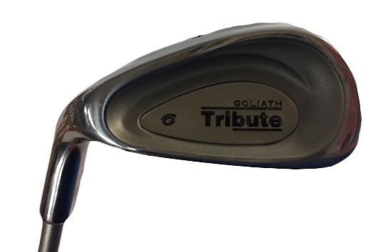 Goliath Tribute 4i Gr Llh Pre-Owned Golf Stuff Trade Iron