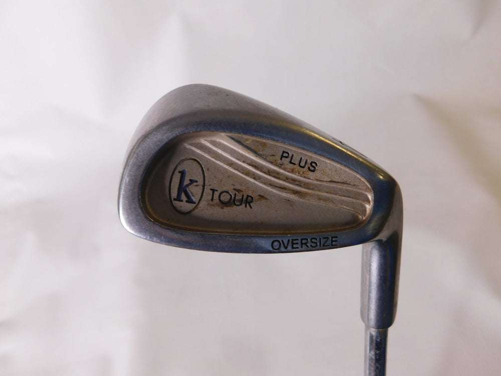 K Tour Plus OS #4 Iron Steel Regular Men's Right