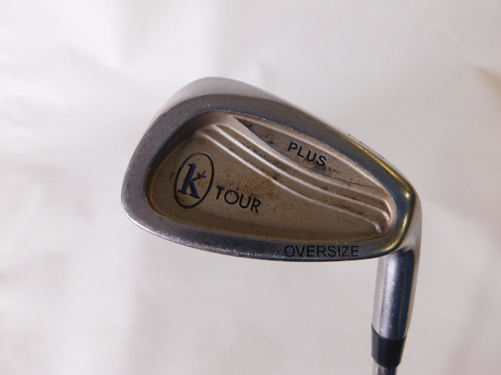 K Tour Plus OS #6 Iron Steel Regular Men's Right