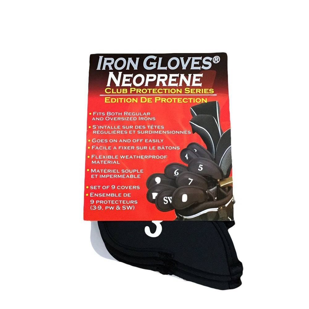 Neoprene Iron Covers Head Covers G.D.F. Covers