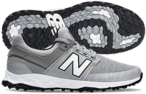 New Balance Fresh Foam Links SL NBG4000GR Grey/White Golf Stuff