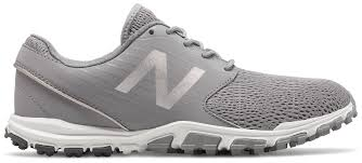 New Balance Women's Minimus SL NBGW1007GR Grey Golf Stuff