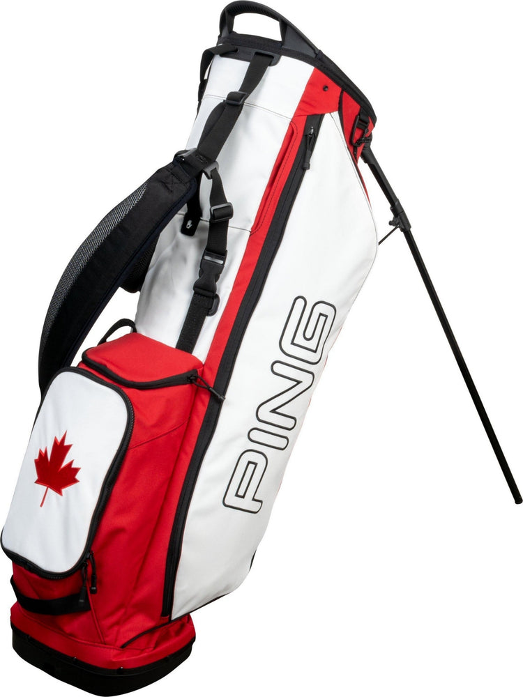 Ping Hooferlite Carry Bag with Stand '21 Golf Stuff