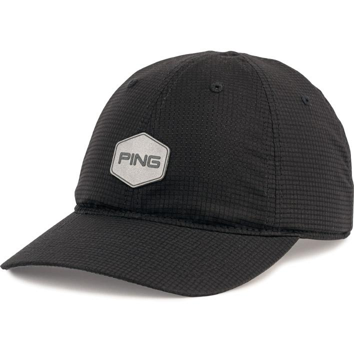 Ping Runner Cap 35553 '21 Golf Stuff Black