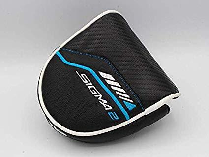 Ping Sigma2 Mallet Putter Head Cover Black/White/Blue Golf Stuff - Save on New and Pre-Owned Golf Equipment